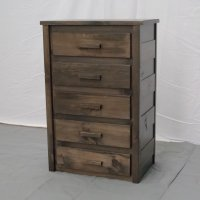 5 Drawer Farmhouse Dresser